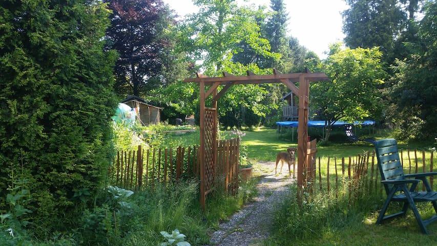 Wunderschönes helles Zimmer mit großem Garten - Norderstedt