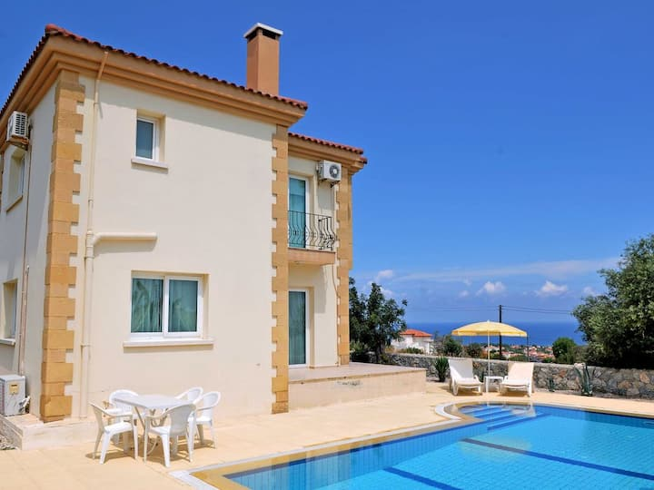 Villa in Karsiyaka, North Cyprus.