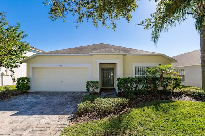 The Hacienda - your Orlando home from home