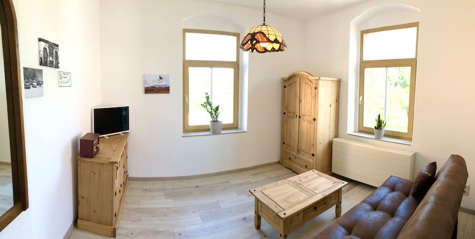 Moderne Apartment Whg. direkt am Wald f.  1+1 Per.