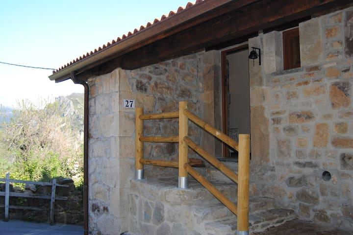 Casas Rurales El Coto, Somiedo, Asturias - Pola de Somiedo - Přírodní / eko chata