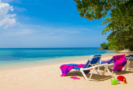 Beach front Townhouse Negril - 尼哥瑞爾