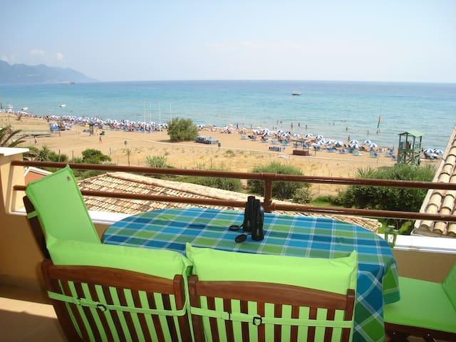 Glifada Resort, Corfu - Glyfada, Pelekas - Apartment