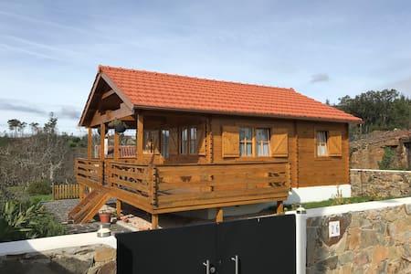 Casa abrigo de Madeira