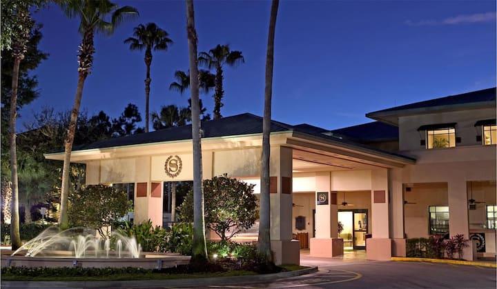 Sheraton Vistana Resort 2BR Suite, SATURDAY Check-In