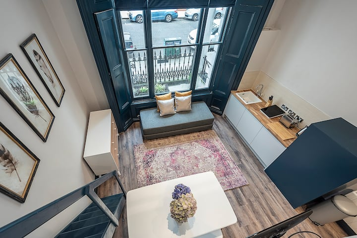 Elegant Notting Hill Studio