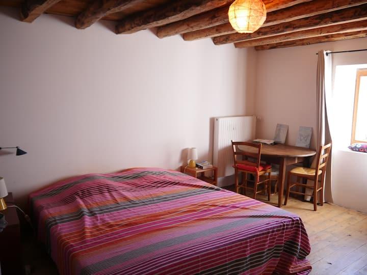 Une chambre dans Maison traditionne
