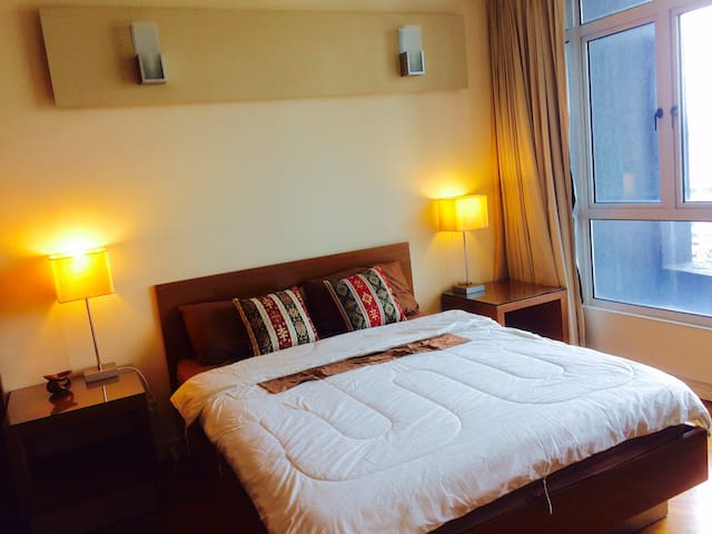 Luxury Master Room, best location in KL - Kuala Lumpur - Apartment