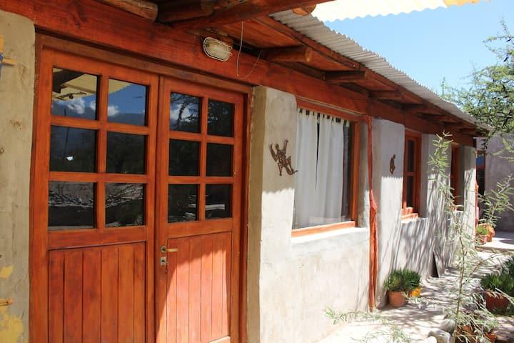 Munaska Huasi (Casa Amada). Posada/Hospedaje
