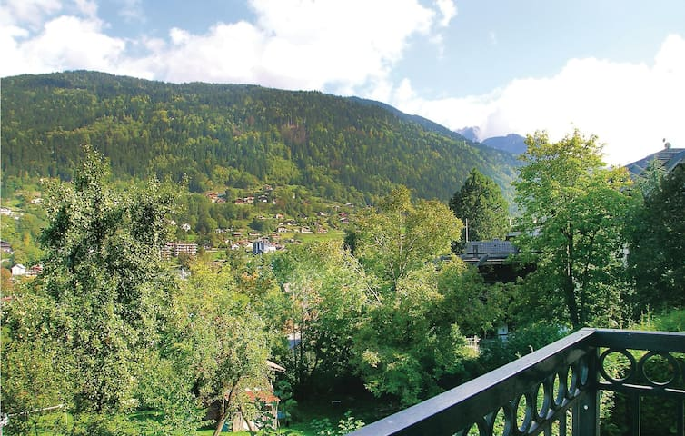 Holiday apartment with 1 bedroom on 39m² in St Gervais Les Bains