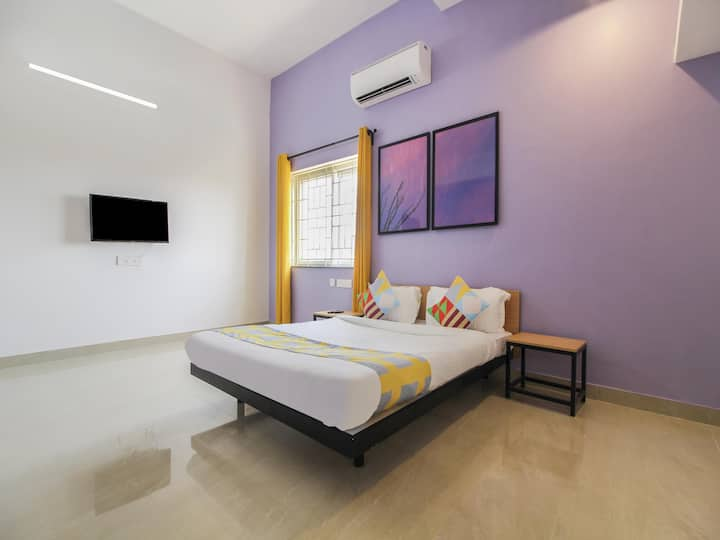 OYO - Best Offers on this Spacious 1BHK Home in Hyderabad!