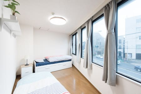 New30%OFF! 5 minutes to Shinjuku/Max 10 ppl  FE24 - Setagaya - Huoneisto