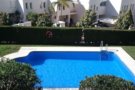 Apartment,golf and beach - Rincón de la Victoria