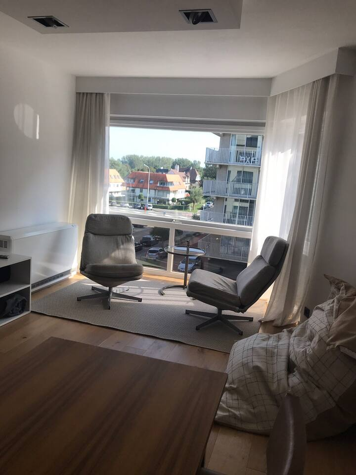 Appartement 2 chambres renové à nieuwport
