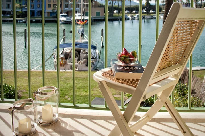 Waterfront Luxury House at Marina of Sotogrande