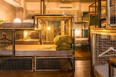 WM HOSTEL | Authentically HK
