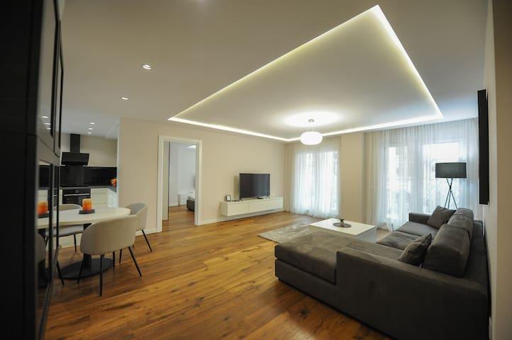 Belgrade Unlimited Apartments Grey