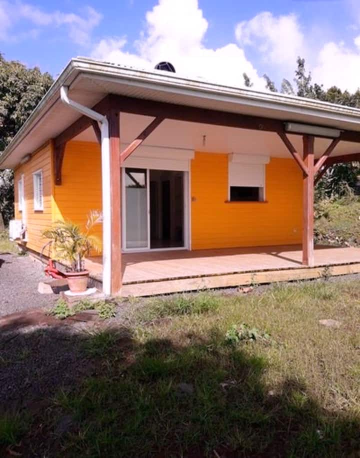 House with 2 bedrooms in Le Lamentin, with enclosed garden and WiFi