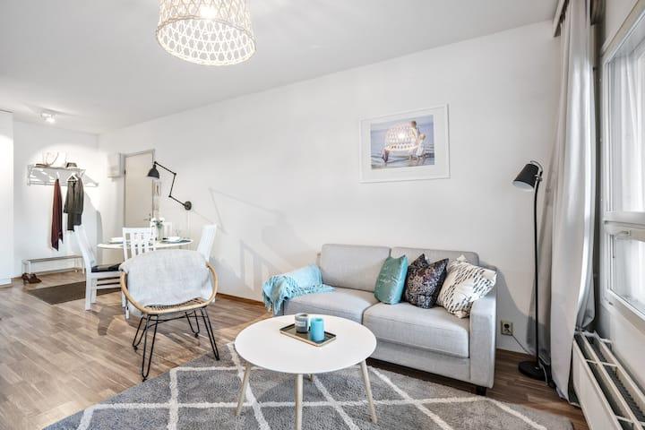 Aura City SleepWell Apartment with Sauna (40)