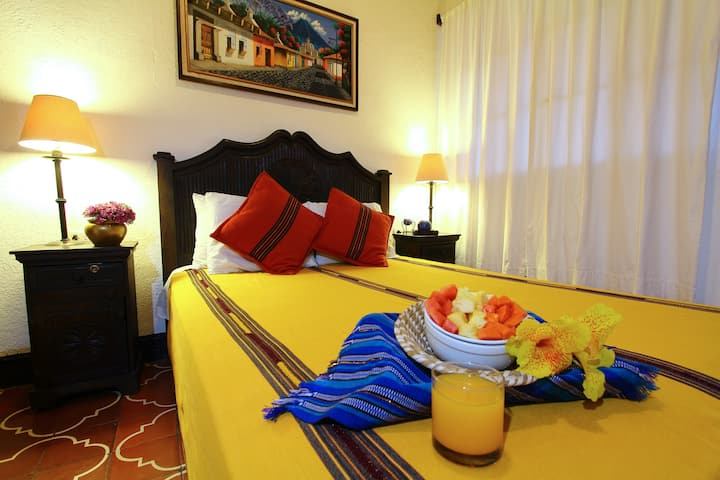 Traditional Room with Garden Access in Antigua