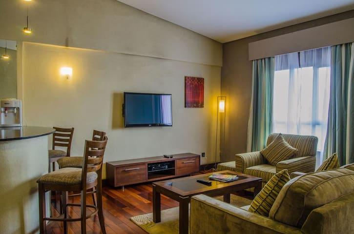 Taarifa Suites - Studio with balcony & pentloft