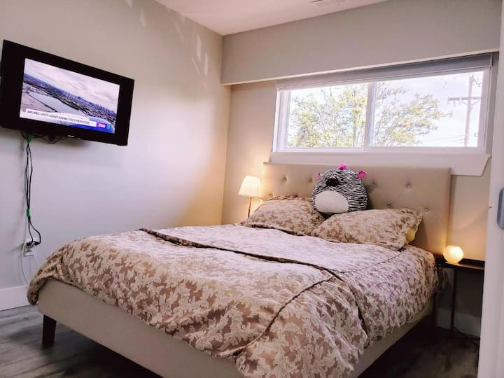 Metrotown Brand New RoomⅢ-Good Location-