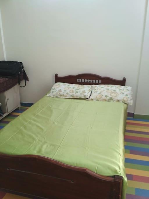 C2 1 BHK  Bed room