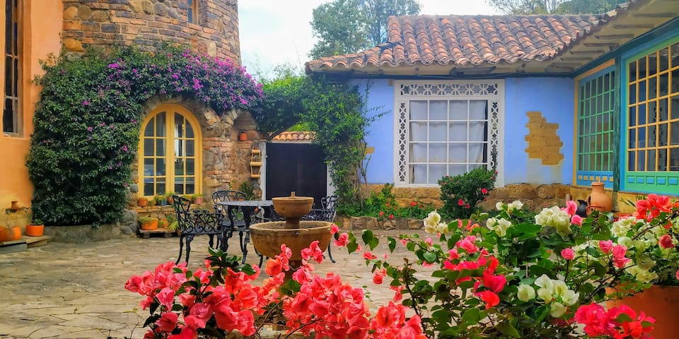 Charming cottage in the Lodging La Mara