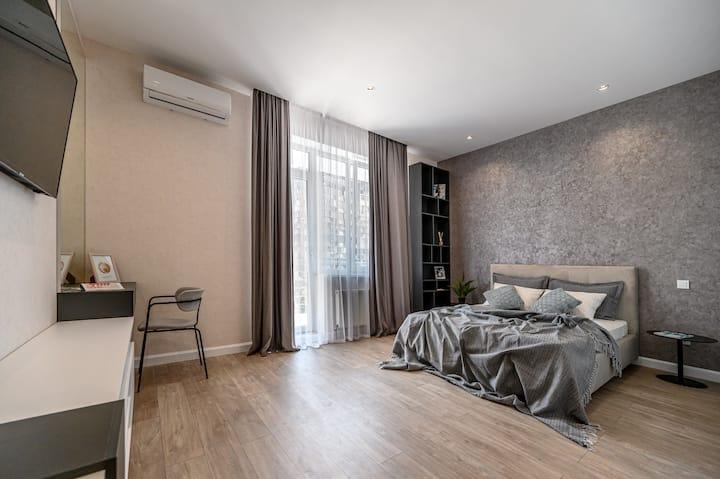 Стильные апартаменты в новом доме
