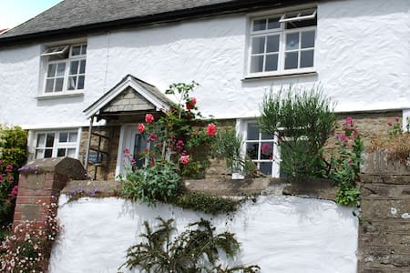 Netherham Hill Cottage, - Croyde - บ้าน