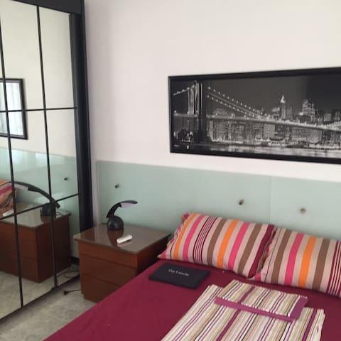 Appartement meublé - Parc des Pins - 2 chambres - Algiers