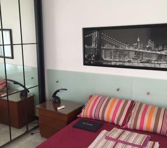 Appartement meublé - Parc des Pins - 2 chambres - Alger - Huoneisto