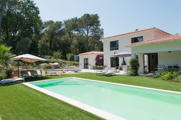 Villa Oasis - Luxury villa with private pool - Roquefort-les-Pins - Villa
