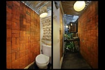 Bathroom (shower is in the corner which you don't see on the picture now)