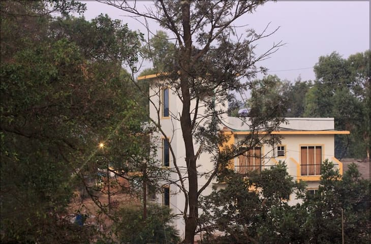 Amidst Forest,5BHK Villa at Mahabaleshwar - Panchgani