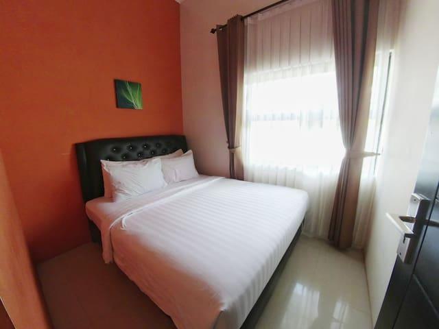 Villa 2 kamar No. 10 dekat Museum Angkut Batu