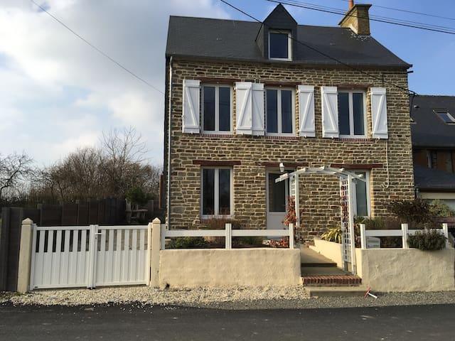 Charmante maison au cœur du bocage - Pierres - Hus