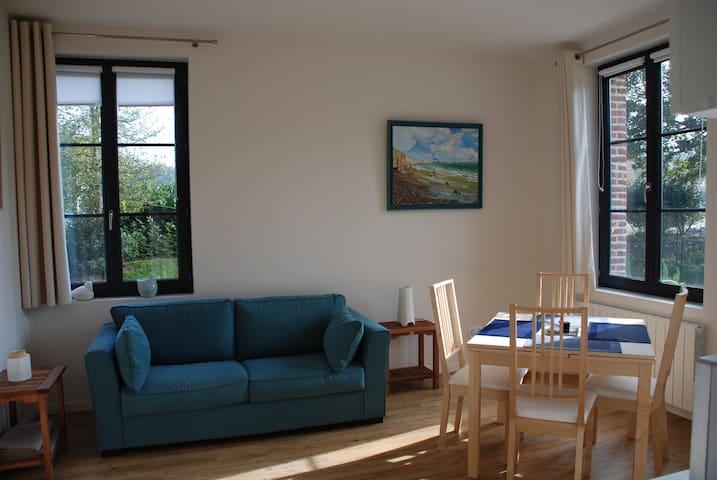 Le Presbytère - La Vienne - La Chapelle-sur-Dun - Apartamento