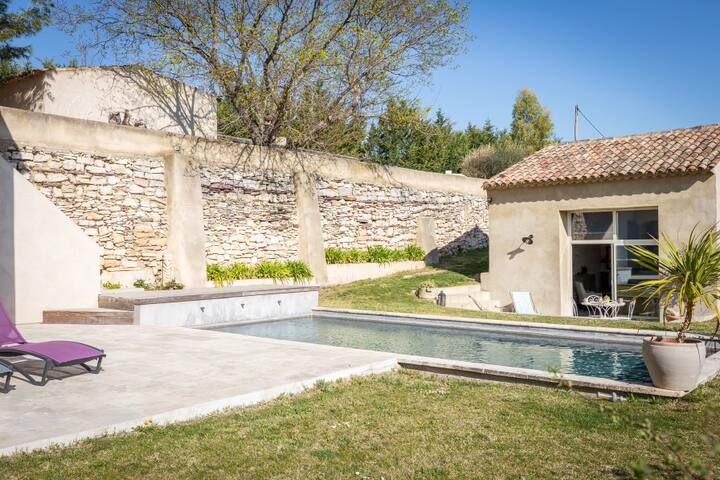House swimming Pool  Petite Bédoule