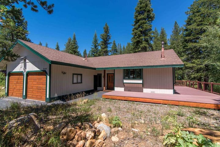 Tahoe Donner Charmer*Great Location*Graham
