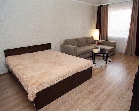 Новая Квартира в Новостройке.