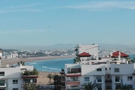 Chambre confortable- Marina d'Agadir - Agadir - Daire