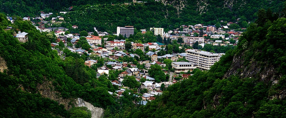 Ancient and modern - Borjomi - Daire