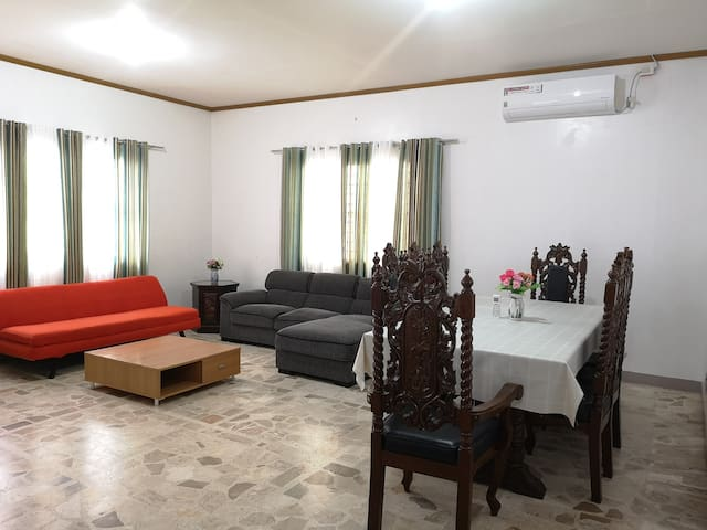 3BR House near Clark airport w/ 10% disc. weekly