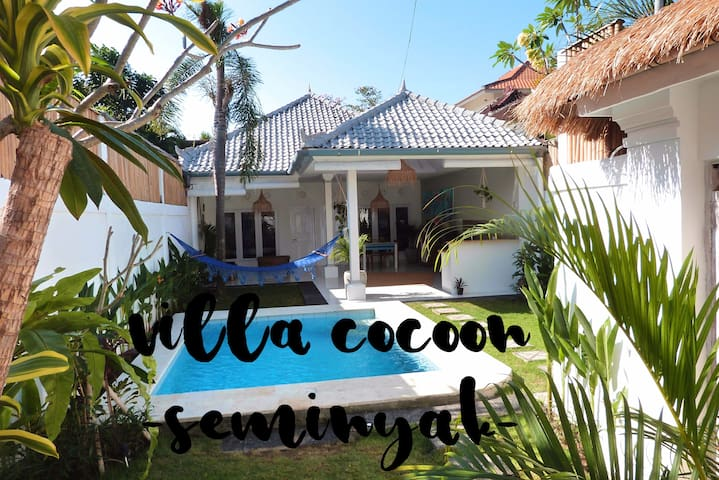Villa Cocoon beautiful villa in perfect location