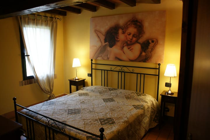 Beautifule house in the countryside of Poviglio - Poviglio - Apartemen