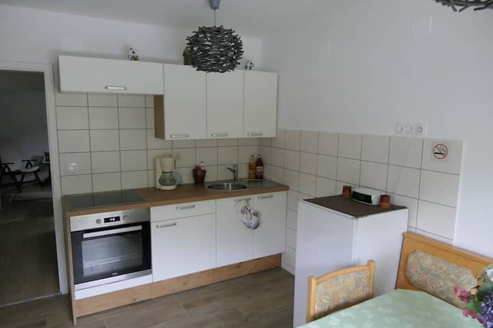 Apartment Brunko 1*** with terrace - free bicycles