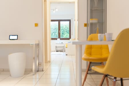 Das gelbe Appartment - Augsburg - Lägenhet