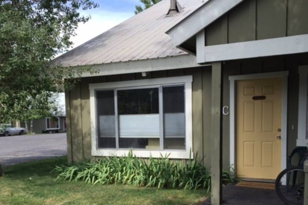 Well maintained condo near downtown Ketchum