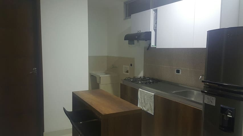 hermoso apartamento para estrenar - Santa Marta (distrito turístico, cultural e histórico) - Apartamento